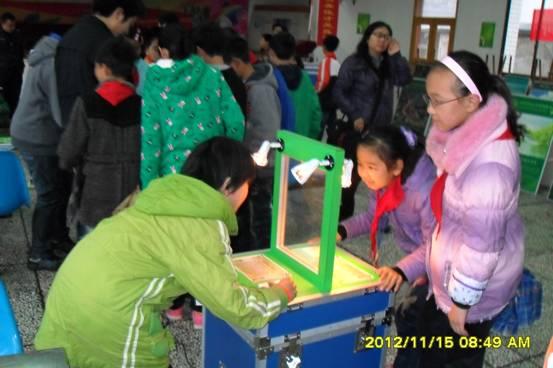 三维立体科普展板是运用3d立体技术展示科普内容的创